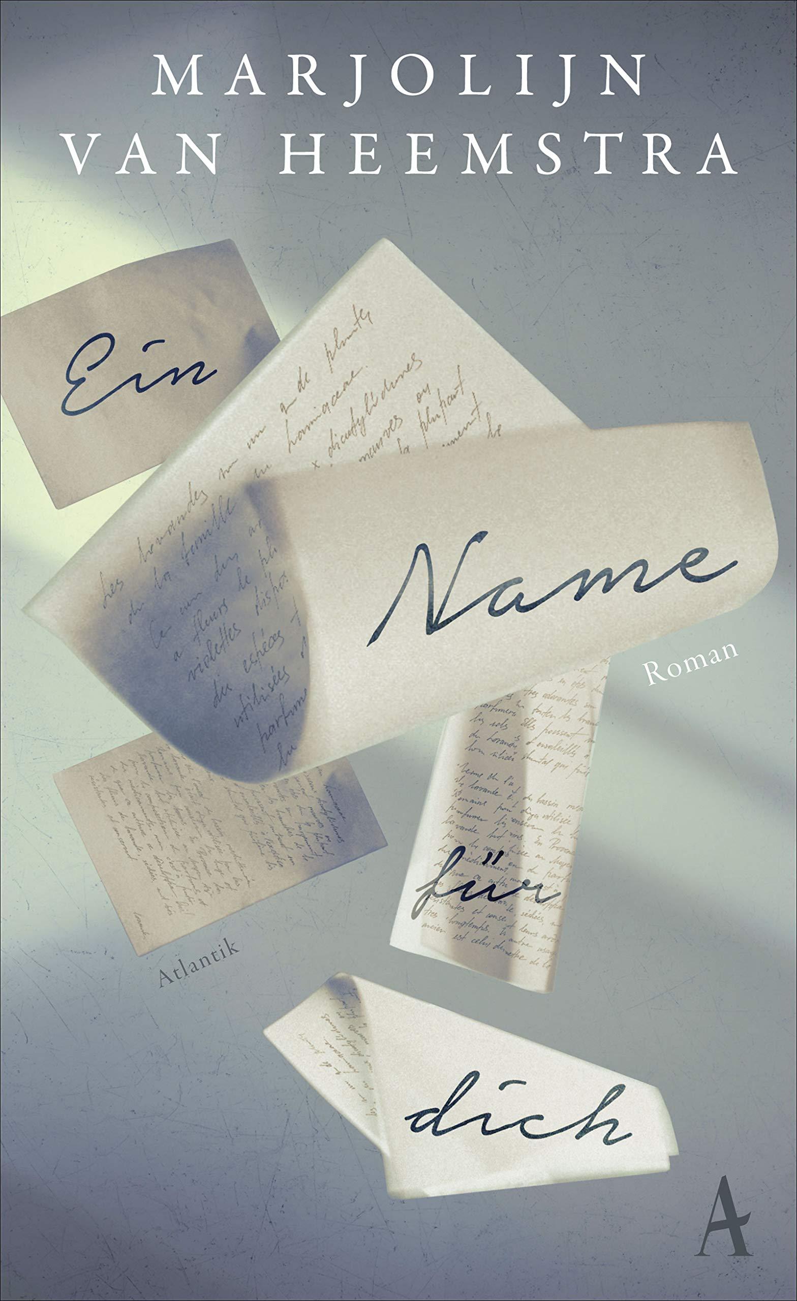Ein Name für Dich: Roman : van Heemstra, Marjolijn, Wieczorek, Stefan:  Amazon.de: Bücher
