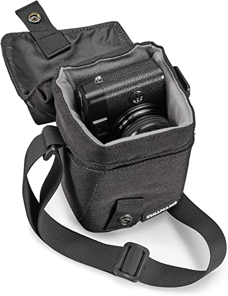 Cullmann 98180 Madrid Two Vario 200 Schwarz Kamera