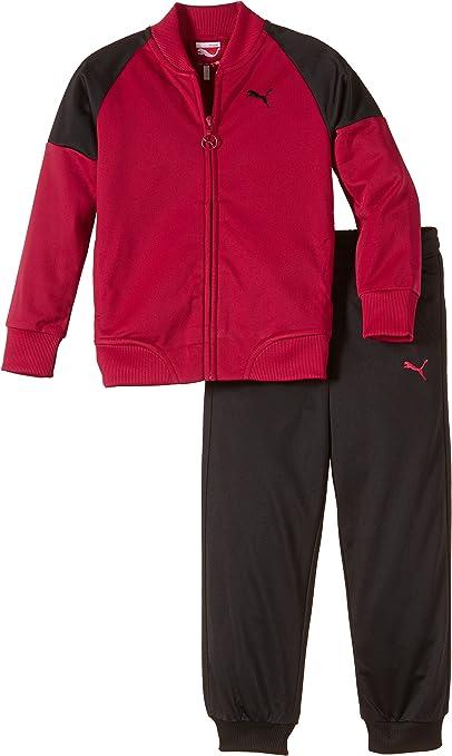 PUMA Suit Survêtement de Sport pour Fille