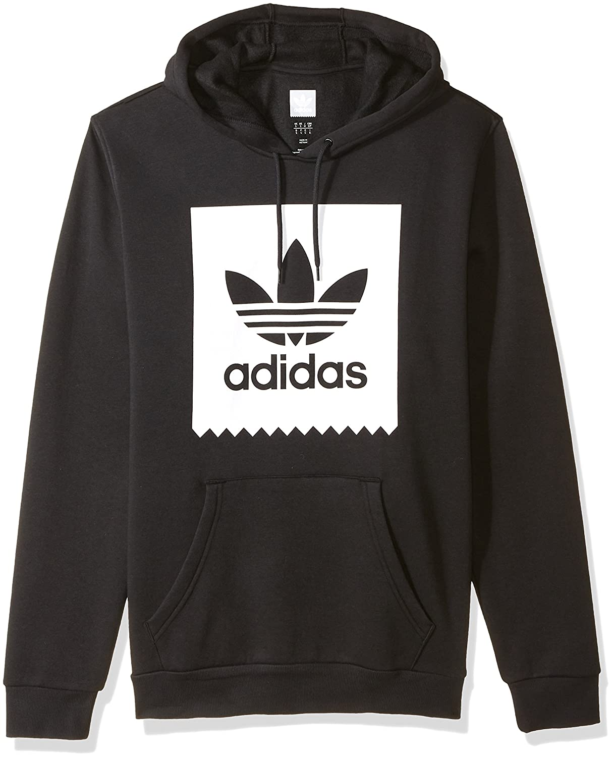 adidas Originals Men's Solid Bb Hoodie S18ASM2526