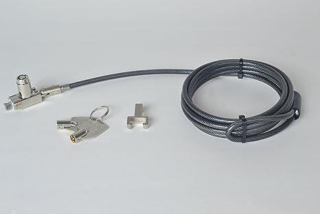 Noble Locks TZ04T Wedge Lock for Dell Latitude/XPS