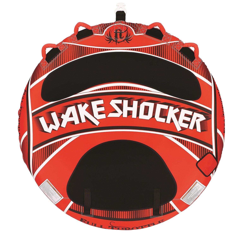 『5年保証』 Full Shocker Towable Throttle Wake Shocker Fully Covered Towable Red Tube, 70-Inch, Red by Full Throttle B00P9EKCFU, スレッジハンマー:c615581b --- a0267596.xsph.ru