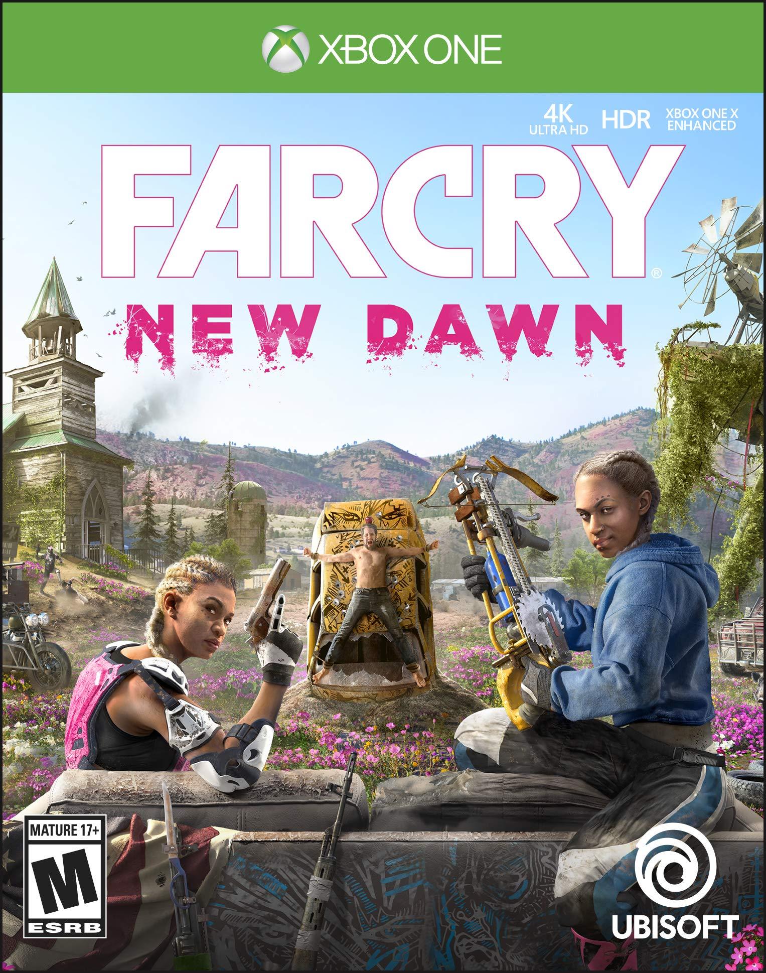 Far Cry New Dawn - Standard Edition - Xbox One [Digital Code]