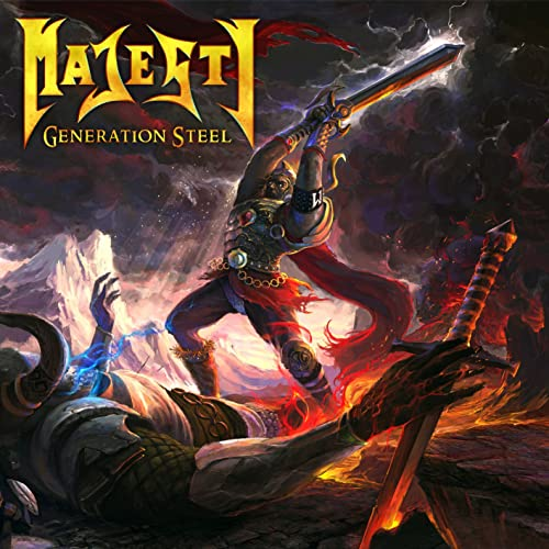 Majesty - Generation Steel (Limited Edition)
