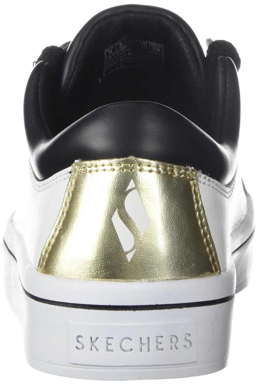 Skechers Hi Lites Turnschuhe Weiß Gold 955WBGD, Turnschuhe Lites - 5dfd36