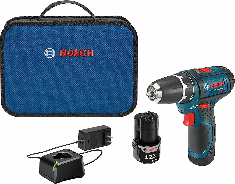 Bosch Power Tools Drill Kit - PS31-2A - 12V, 3/8 Inch