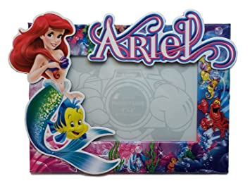Amazoncom Disneys The Little Mermaid Ariel Picture Frame Baby