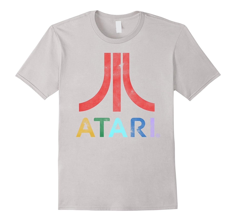 16cd434d1 Retro Atari Gaming Logo T-Shirt-ah my shirt one gift – Ahmyshirt