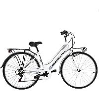 "Bikevolution Vélo de ville 28"" pour femme 6V"