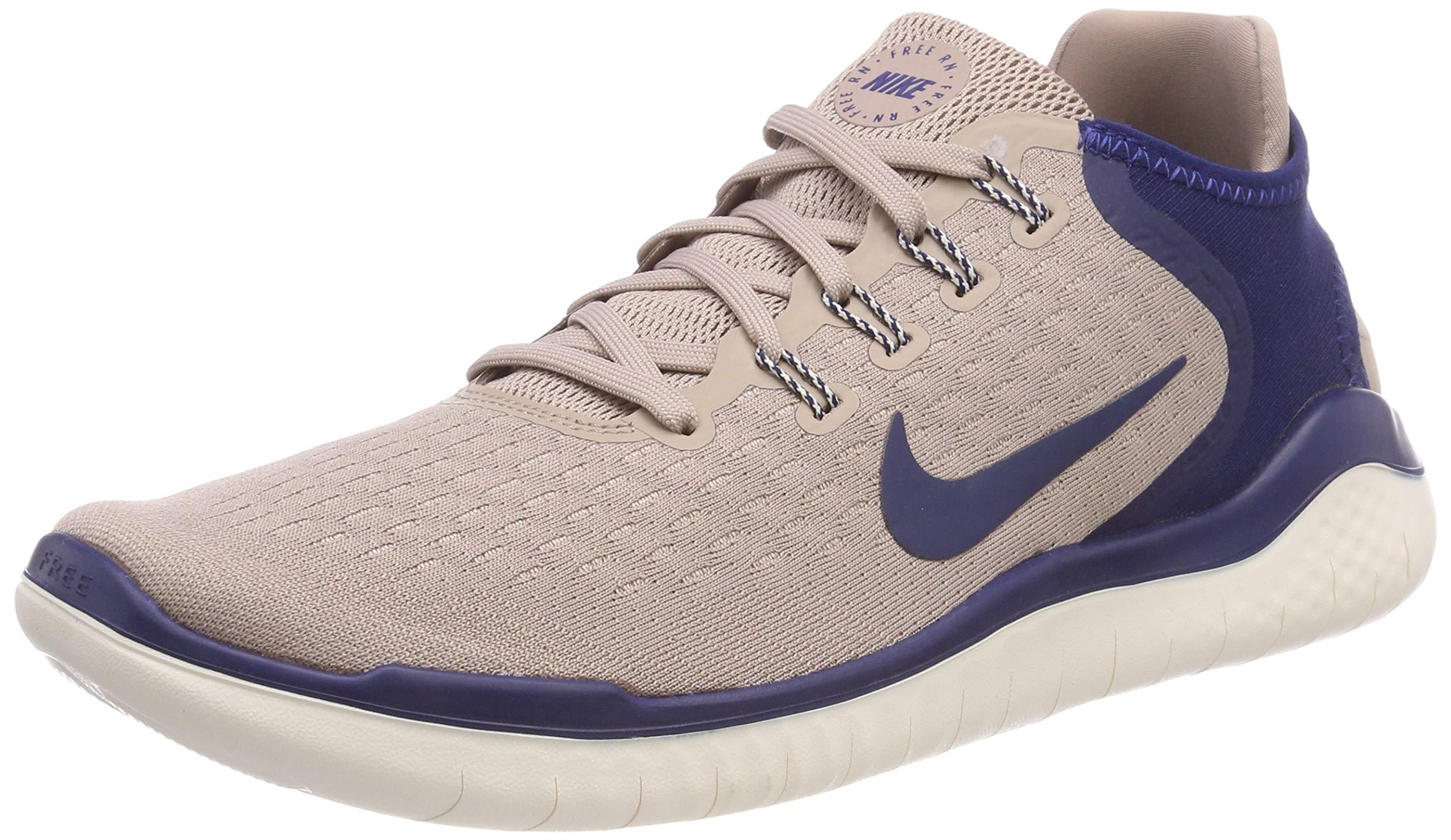 44 Nike Herren Nike Free Rn 2018 blackTotal Crimson vast