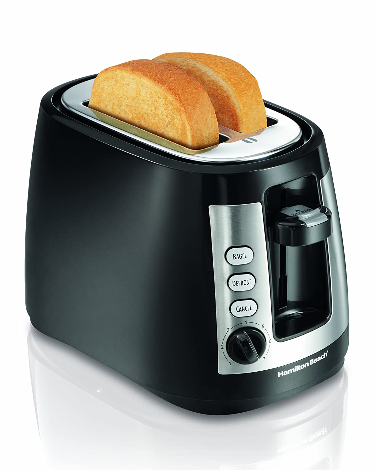 Hamilton Beach Warm Mode 2-Slice Toaster (22810)