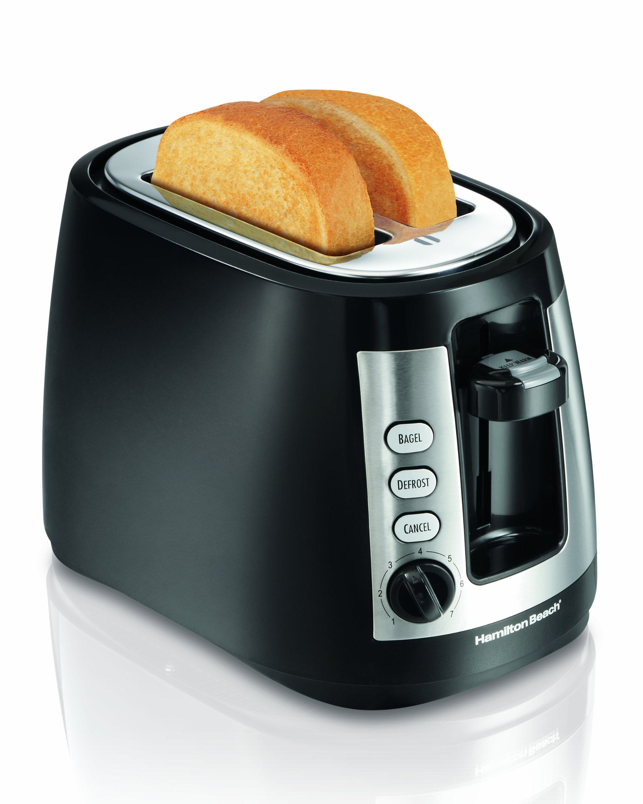 Hamilton Beach 22810 Warm Mode 2 Slice Toaster Ebay