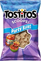 Tostitos Scoops, Tortilla Chips Party Size, 14.5 oz