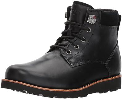 UGG Men's Seton TL Winter Boot, Black, ...