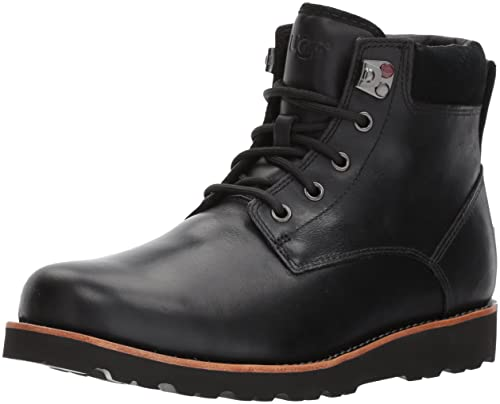 cba7838a87b Ugg Men's Seton Tl Winter Boot, Black, 16 M US: Amazon.co.uk: Shoes ...
