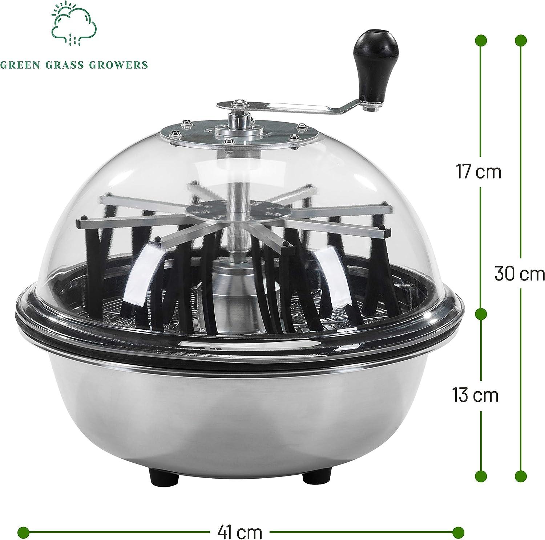 Effeuilleuse Manuelle Culture 60CM Bowl Trimmer Coupe-bol Hydroponique