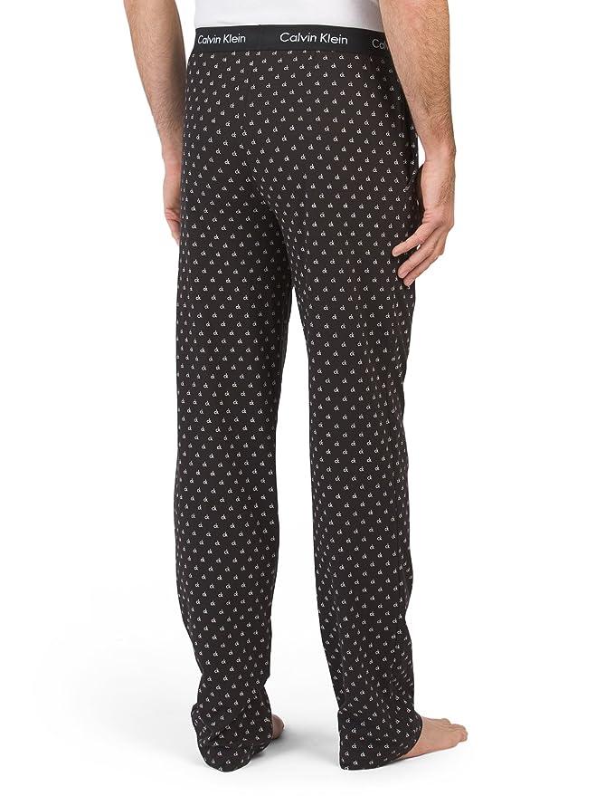 Calvin Klein Men`s Logo Waistband PJ Pants at Amazon Men s Clothing store  910001c1f