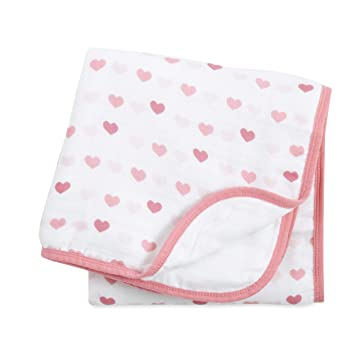 Image result for Aden + Anais kitty love Ideal Baby Muslin Blanket