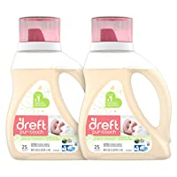 Deals on 2-Pack Dreft Purtouch Baby Liquid Laundry Detergent 40oz