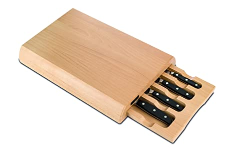 Arcos Serie Manhattan - Juego de Cuchillos de 4 piezas para ...