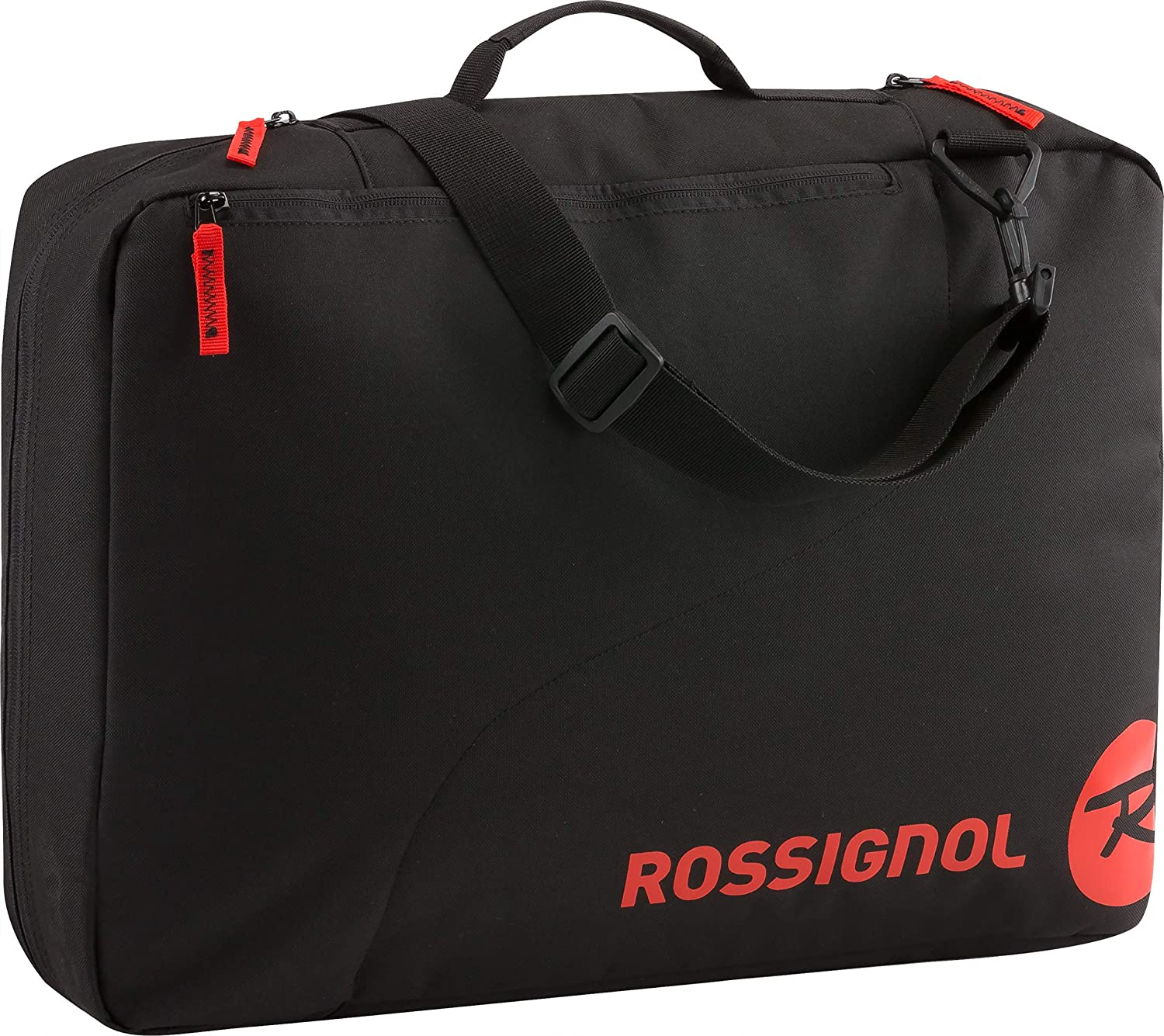 Rossignol Unisex Dual Basic Boot Bag, schwarz, one Size
