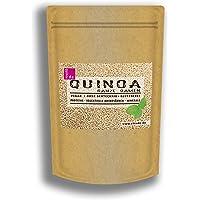 Quinoa DE Samen weiß 1kg Eiweißquelle als Alternative zu tierischen Quellen