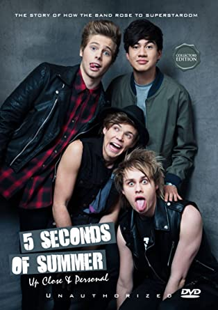 5 Seconds Of Summer Up Close Personal