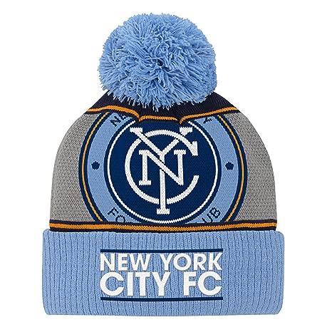 00950dda4b2 Amazon.com   Outerstuff MLS Teen-Boys Fan Cuffed Pom Hat   Sports ...