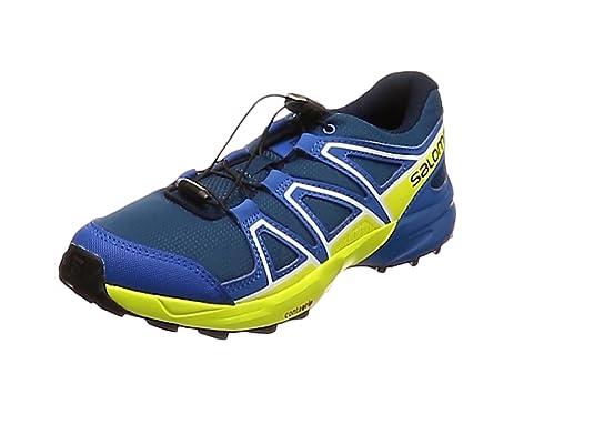 Scarpe Da Trail Running Salomon Speedcross Bambino In Blu