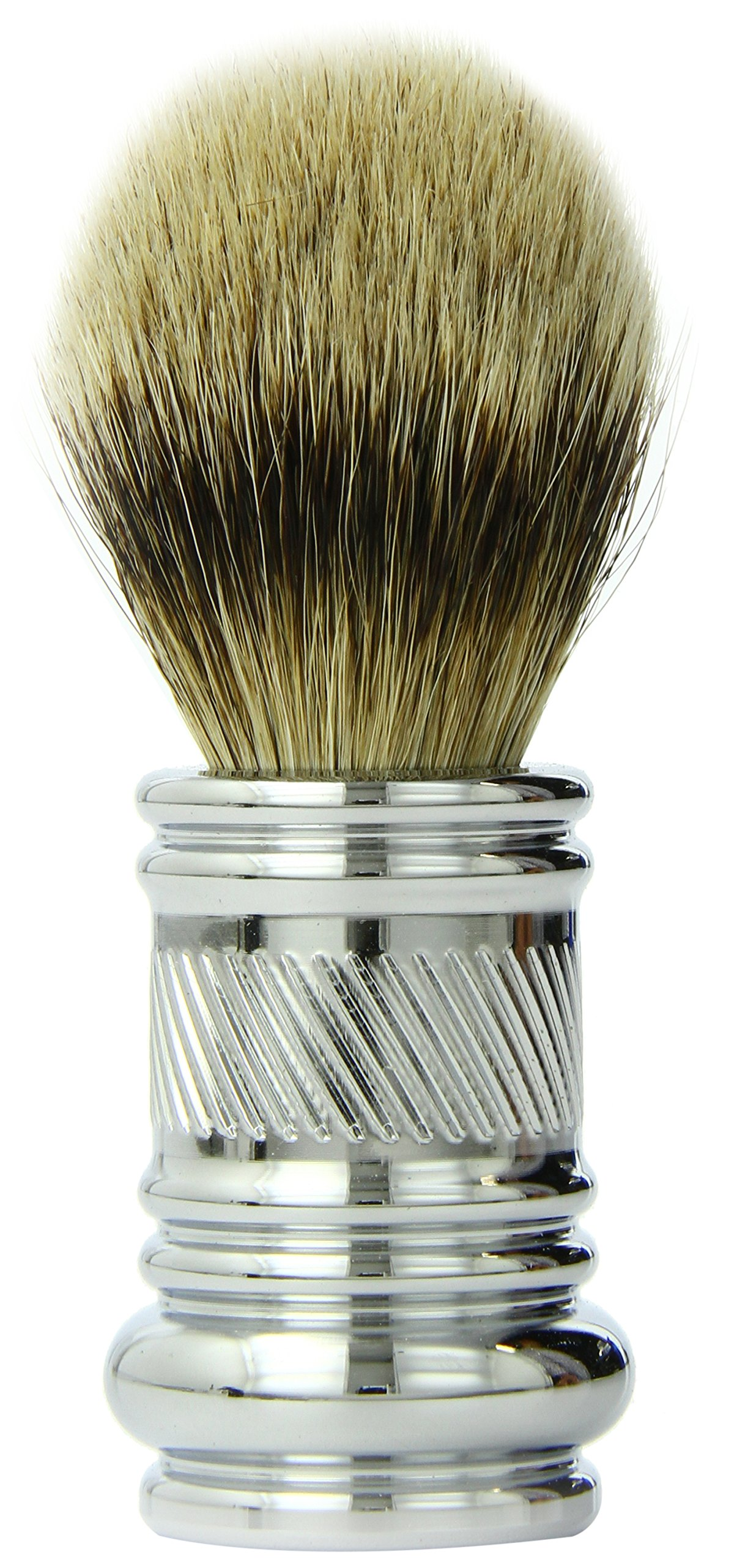 Merkur-Razor Shaving Brush Chrome