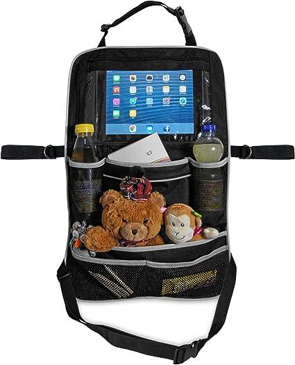 Rücksitztasche juguetes bolso protector asientos respaldos protección asiento del coche bolso