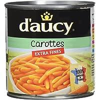 d'aucy Carottes Extra Fines 400 g