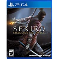 Sekiro Shadows Die Twice - PlayStation 4