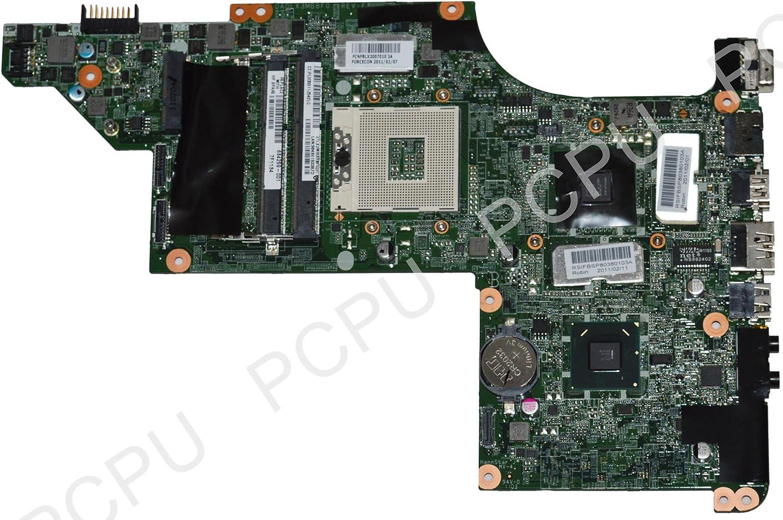 HP 634259-001 System Board DSC with 6570/1G Qua W SW Graphics