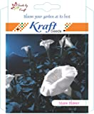 Moonflower Flower Seeds (Pack of 2) by Kraft Seeds