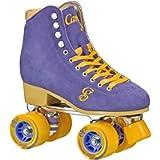 Candi GRL Carlin Women's Roller Skate (Periwinkle/Orange)