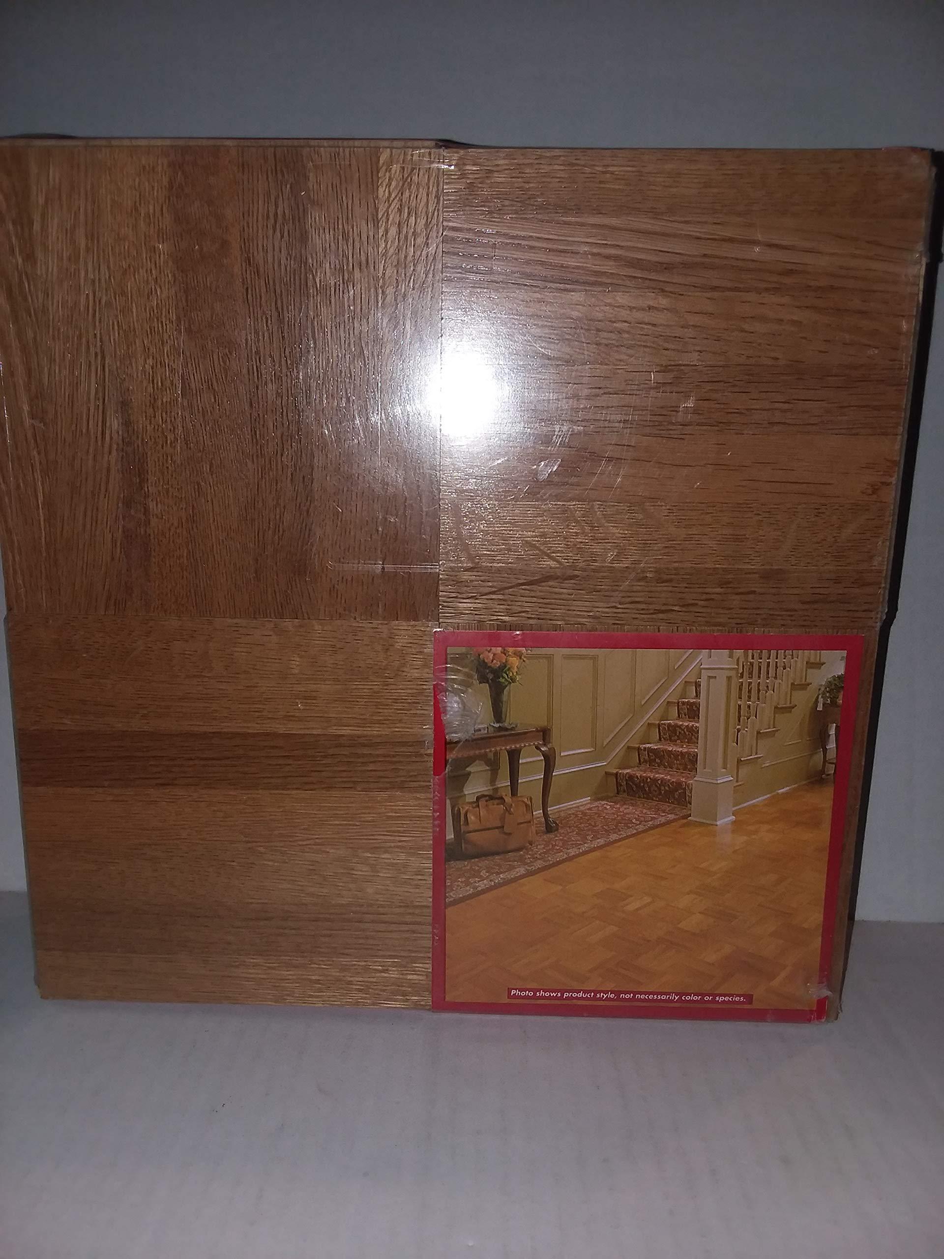 Universal Flooring Quick Parquet Oak Fawn 58212