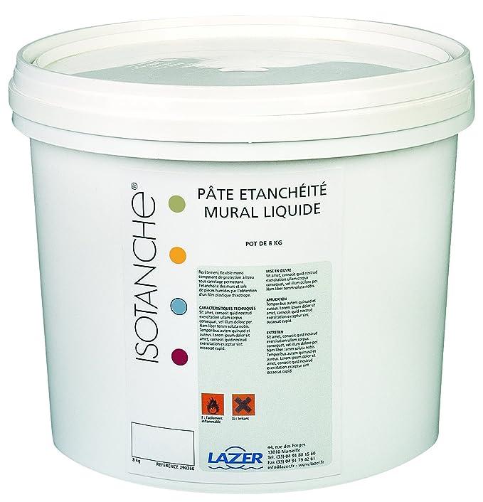 Lazer 292366 Pâte étanchéité murale liquide SPEC