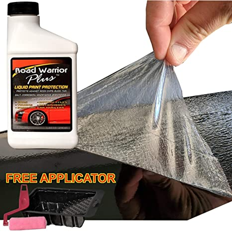 Amazoncom Road Warrior Plus Paint Protection Film For Rock Chips - Paint plus