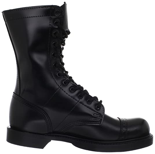 Original Corcoran Black Leather Field Boots With Vibram Sole Clothing, Shoes & Accessories Size 9.5 D Customers First Boots