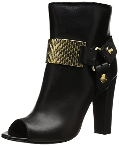Women's Goat Leather Heeled Boot
