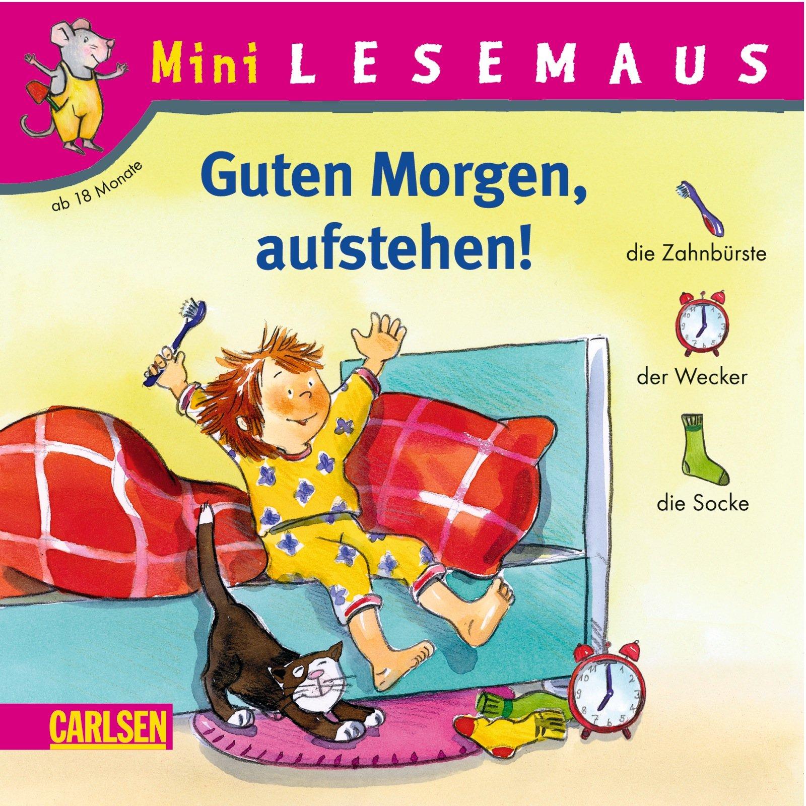 Guten Morgen Aufstehen 9783551070203 Amazoncom Books