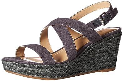 Lauren Ralph Lauren Womens Katerina Sandal Black Size 70