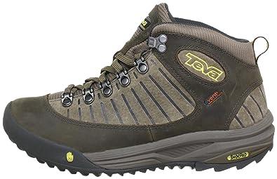Teva Forge Pro Mid eVent LTR 9026, Damen Trekking- & Wanderschuhe, Braun (brown 556), EU 36.5 (UK 4) (US 5.5)
