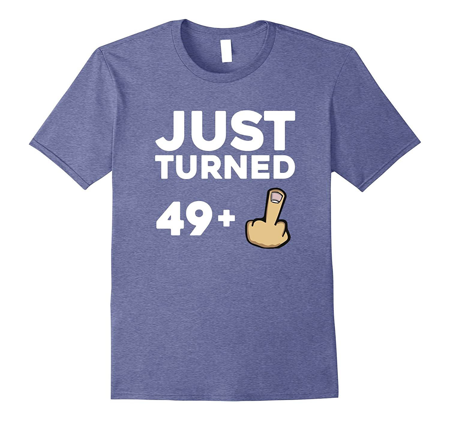 Just Turned 50th Birthday Tshirts Made In 1967 Funny Gift PL