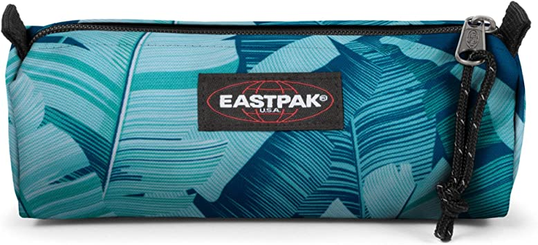 Eastpak BENCHMARK SINGLE Estuches , 21 cm, Azul (Brize Banana): Amazon.es: Equipaje