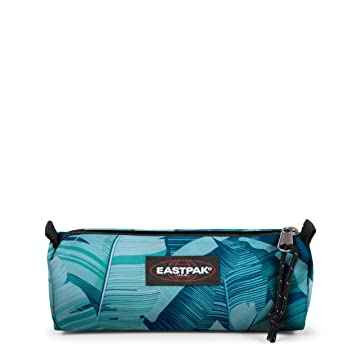 Eastpak Benchmark Single Estuches , 21 cm, Azul (Brize Banana)