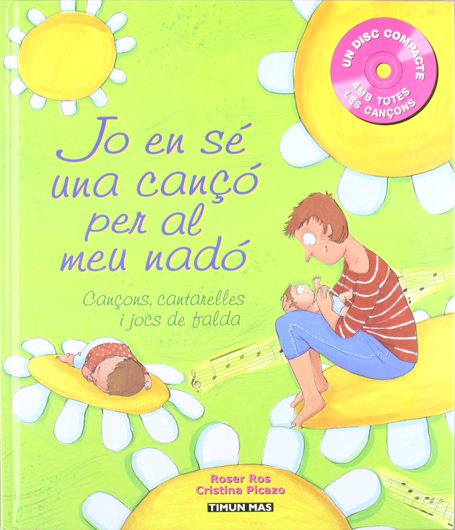 Jo en sé una canço pel meu nado (LA LLUNA MAGICA): Amazon.es: ROS ...