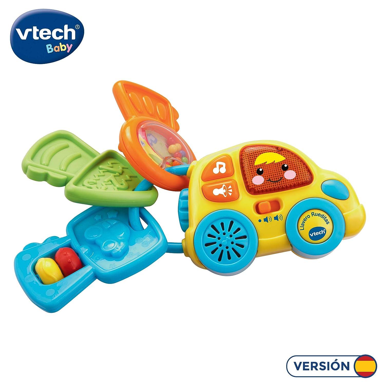 VTech - Llavero rueditas (3480-150622)