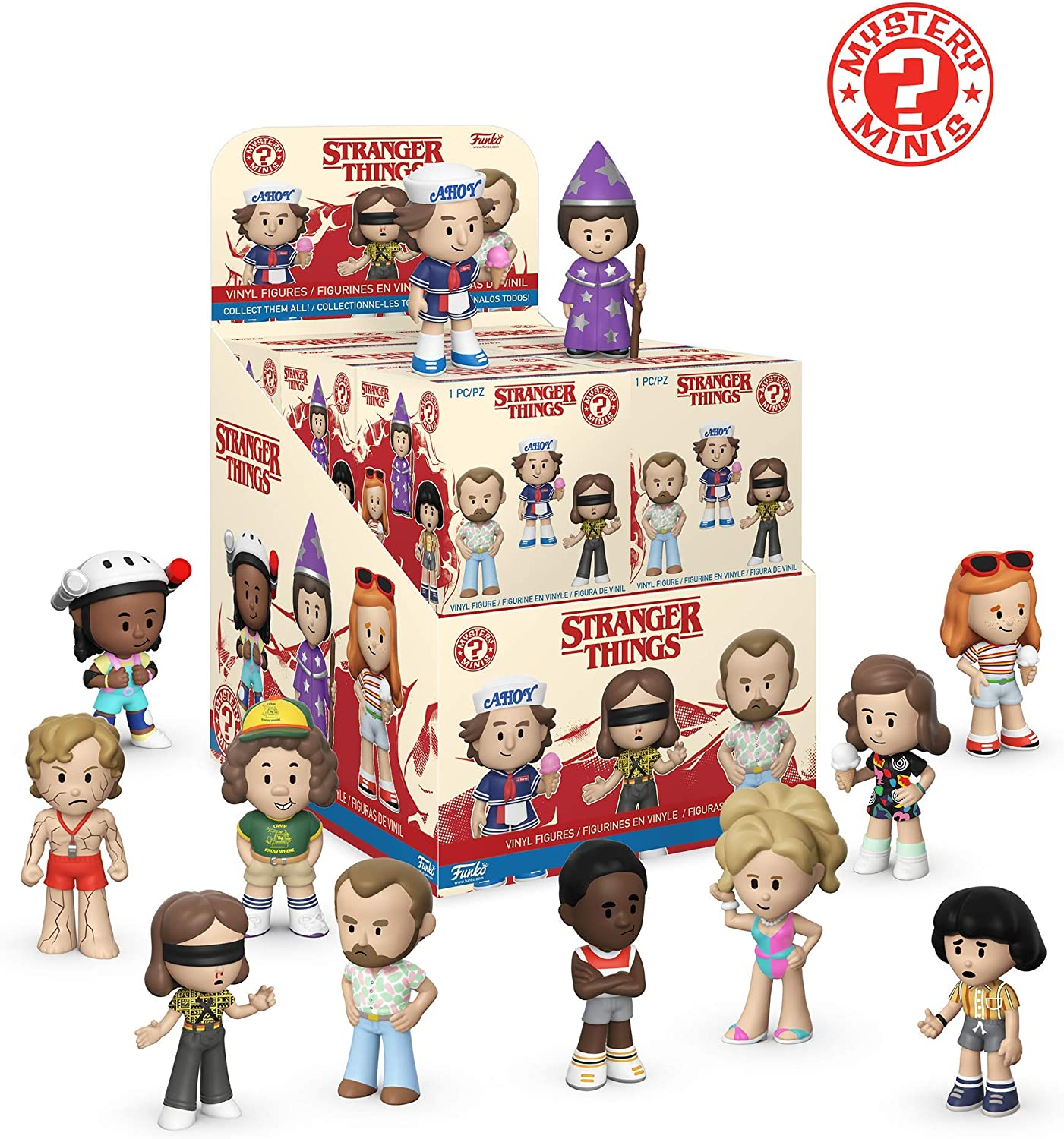 Funko Stranger Things 1pc  Brand New In Box Mystery Mini